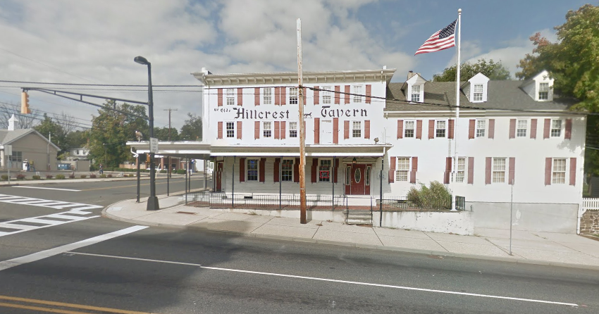 Firefighters battle blaze at popular South Jersey tavern  : Hillcrest2e16d0bafill 1200x630 c0 from www.phillyvoice.com size 850 x 446 png 566kB