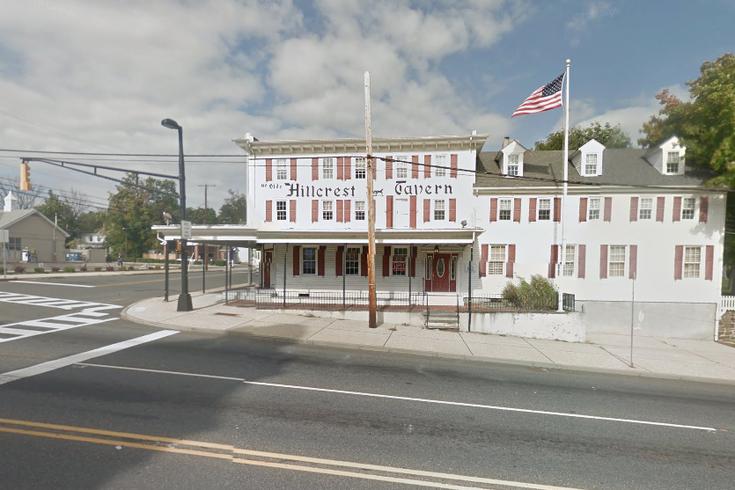 Firefighters Battle Blaze At Popular South Jersey Tavern