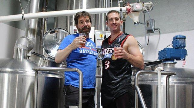 Sixers special beer