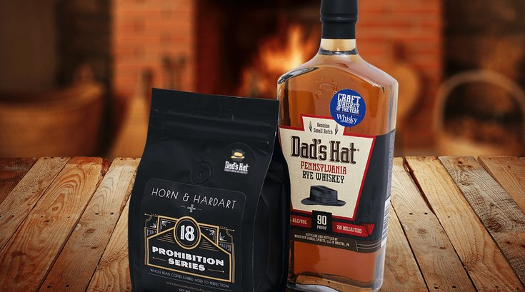 Horn & Hardart whiskey-infused coffee