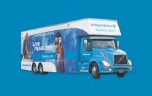 Limited - IBC Independence Blue Cross Mobile Truck