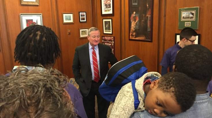 Jim Kenney soda tax