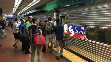 SEPTA Regional Rail Silverliner V