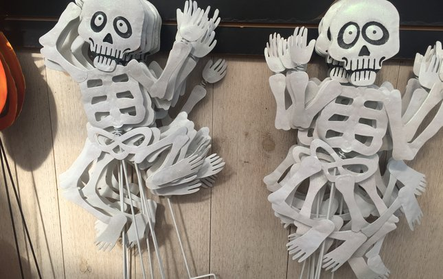 Skeleton Decorations