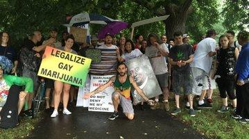 Cannabis Pride Parade