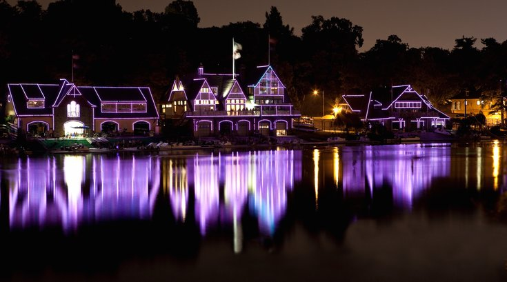 Lupus Boathouse Row