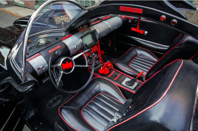 Philadelphia Auto Auction >> 1966 Batmobile replica on sale at Philly dealership ...