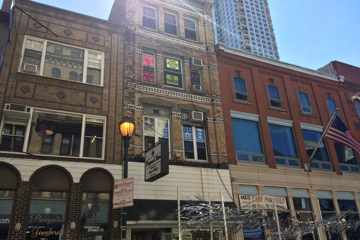Jewelers row Sept 17