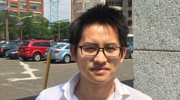 Khai Tran Camden startup competition