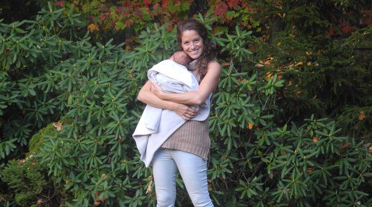 katie gagnon Breastfeeding