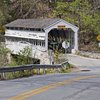 Knox covered bridge valley forge