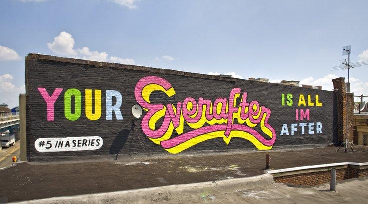 LoveLetters Mural