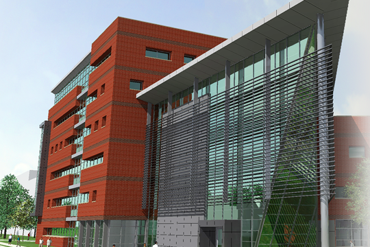 la salle cuts ribbon on brand new building for business school phillyvoice
