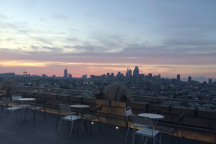 Bok Bar view