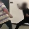 Lincoln high fight video