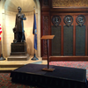 Lincoln lectern