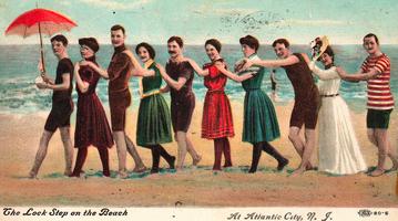 Philadelphia History Museum Collection postcard