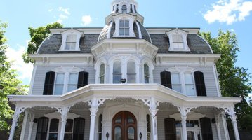 Mansion Inn Exterior
