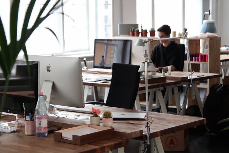 Office Work Area
