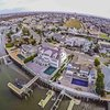 Margate pool aerial