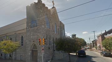 Mater Dolorosa Church