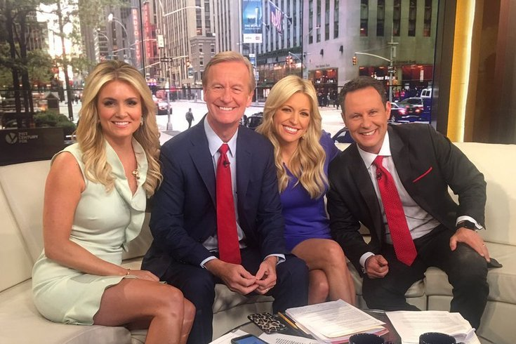 Fox & Friends Jillian Mele