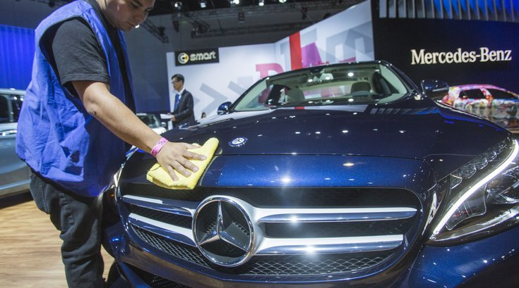 Mercedes-Benz subscription service philadelphia