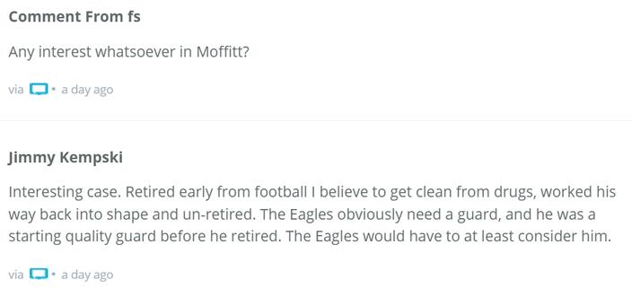 John Moffitt