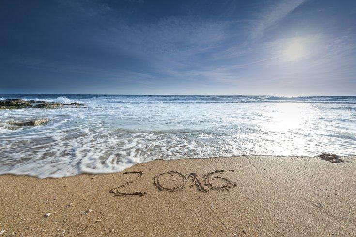 New Year's Beach