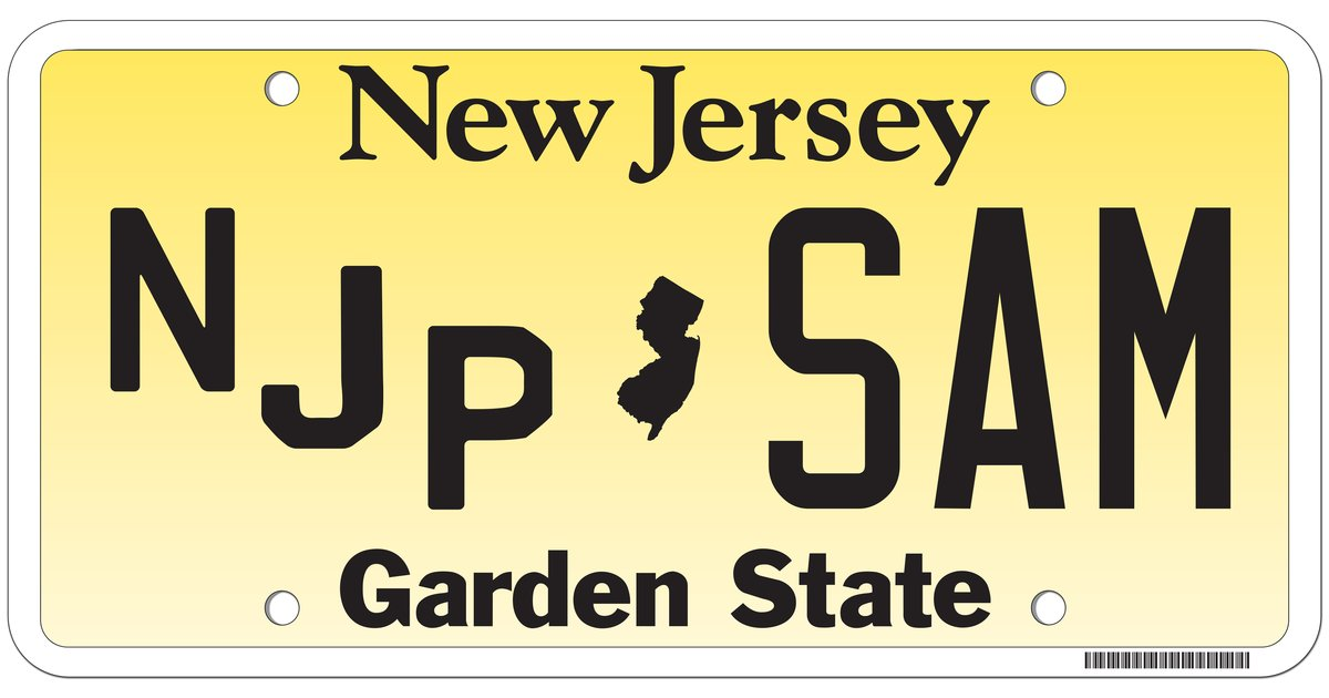 New Jersey Slogan Is 39 Garden State 39 Best We Can Do