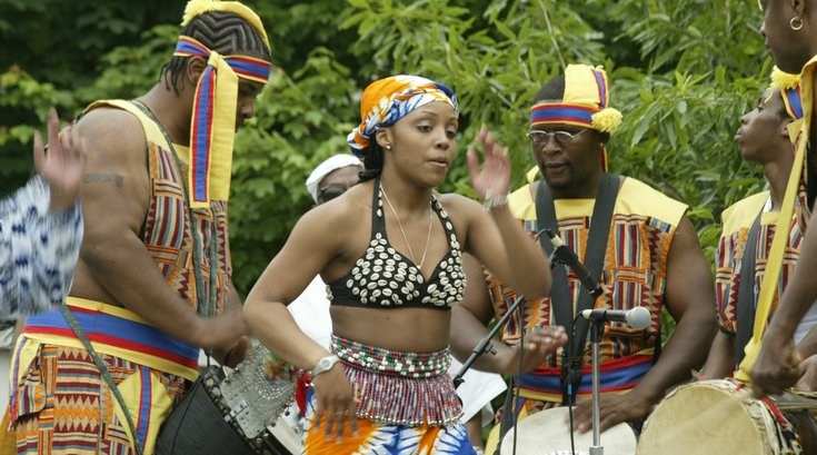 Odunde Street Festival