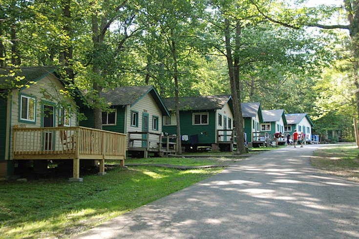 Send yourself to summer camp phillyvoice Summer camp cabins
