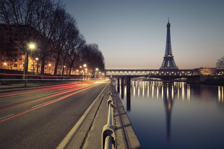 Paris - River Seine Image