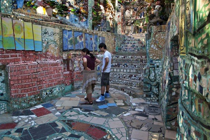 Philadelphia 39 Magic Gardens To Celebrate Philly Free Week Phillyvoice
