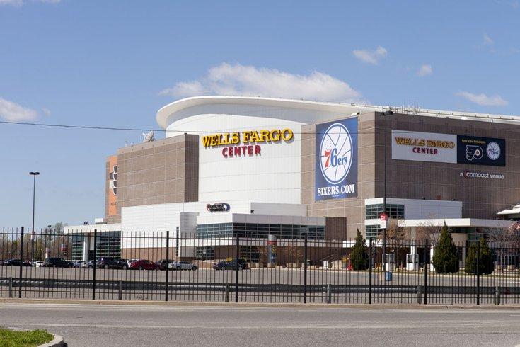 Wells Fargo Center Philadelphia