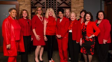 SNJ Go Red Luncheon
