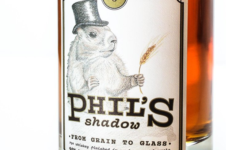 Phil's Shadow whiskey