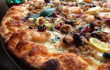 Pizza 7 Fishes