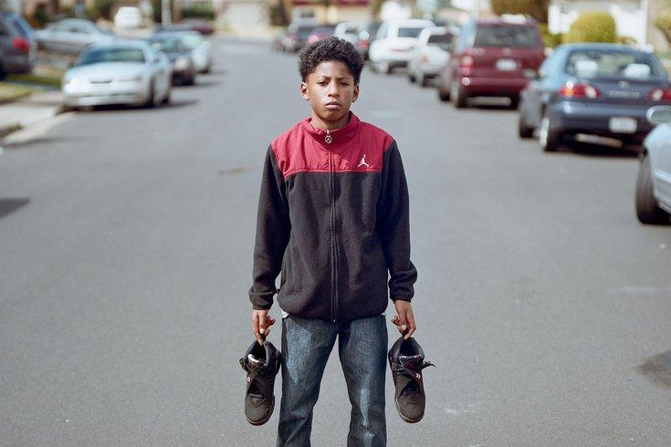 Michael Jordan exhibit at Philadelphia Photo Arts Center