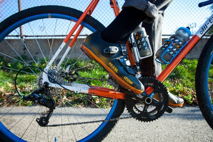 stock image of a bike