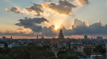 Cuba: beauty and Sadness exhibit