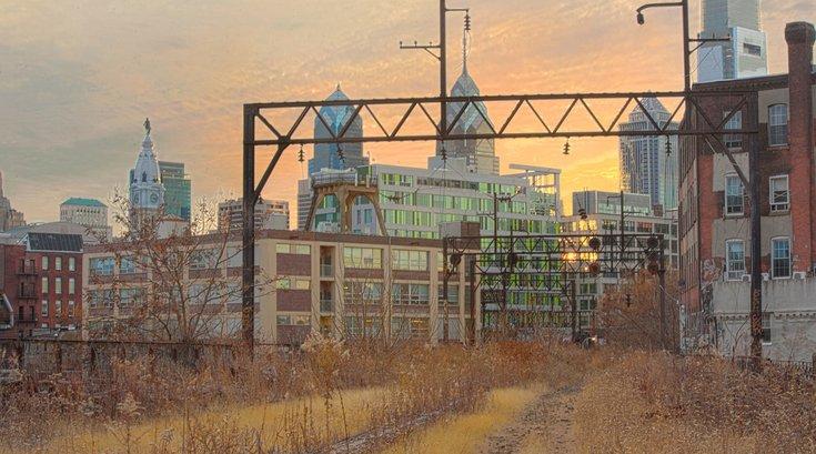 Philadelphia Rail Park