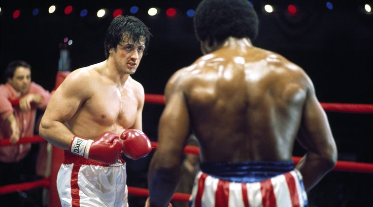 "Film screening of ""Rocky"" for 40th anniversary"