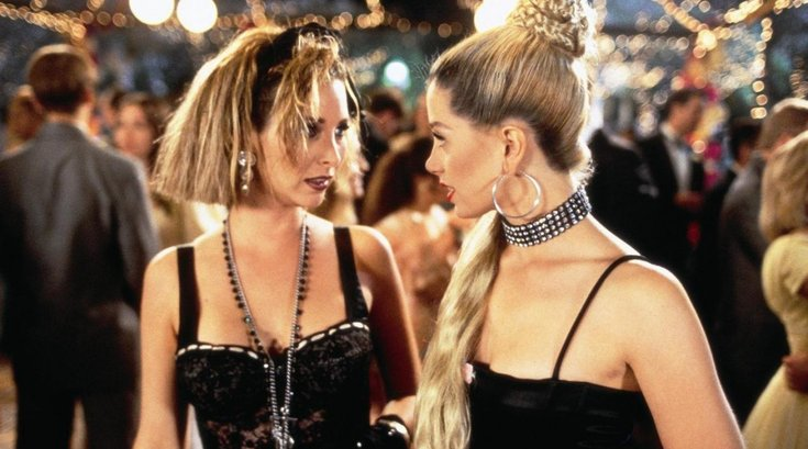 Romy and Michele's High School reunion
