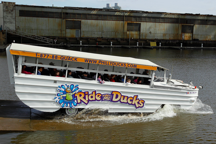 Woman Hit By Ride The Ducks Boat In Philadelphia Phillyvoice