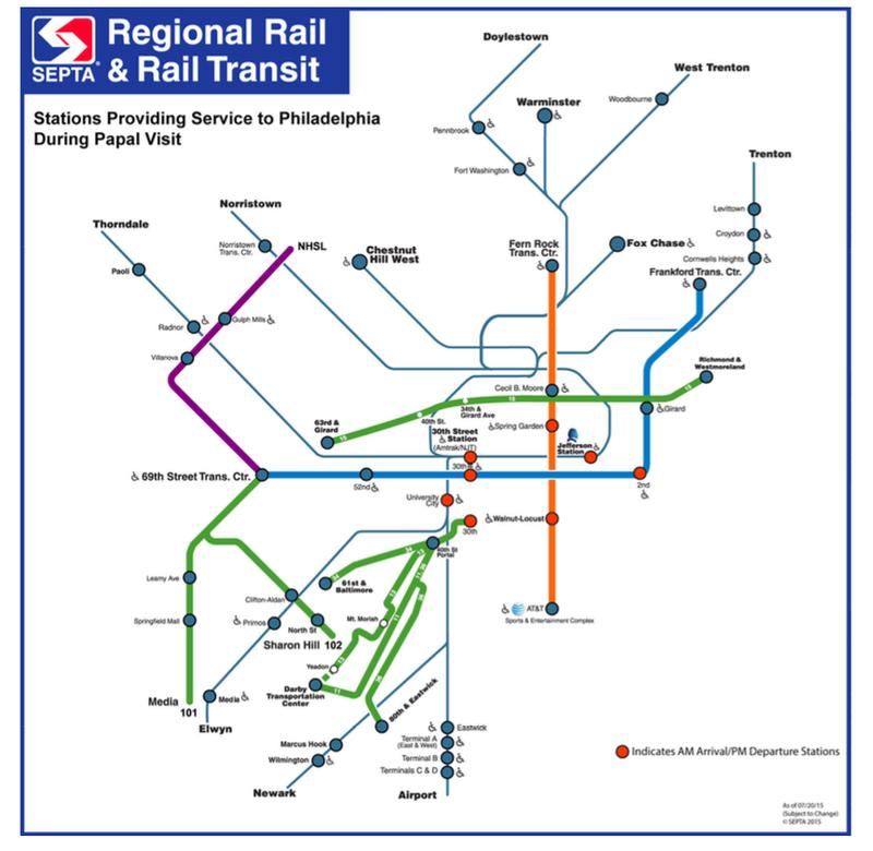 septa regional rail service resume
