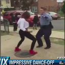Viral Police Dance Off
