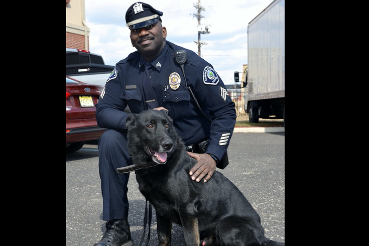 Camden police mourn loss of longtime police dog zero for 302 terrace ave jersey city nj