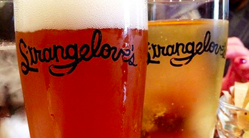 Strangelove's Craft Beer Bar