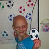 Child cancer patient
